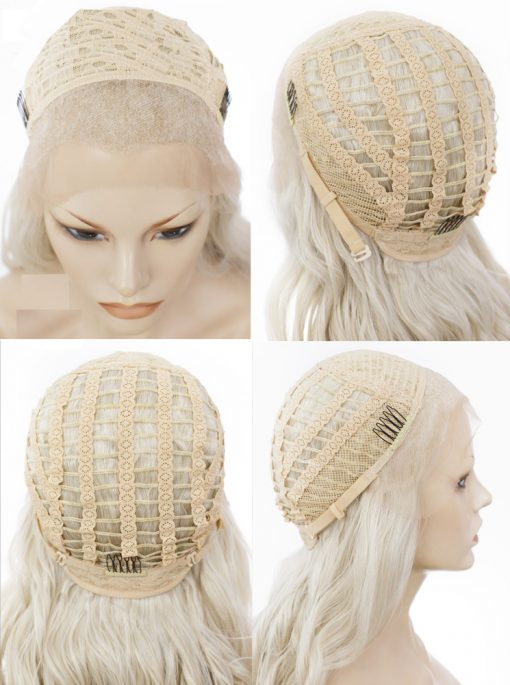 Ash Blonde Synthetic Heat Resistant Wig For Women Wigs cb5feb1b7314637725a2e7: Blond N6-16-1001|Pink N6-T1920-613