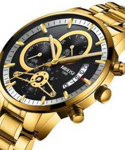 Gold And Black Waterproof Men's Sports Watch Watches cb5feb1b7314637725a2e7: Black Rose Gold Hand|Black Rose Gold Hand-15|Black Silver Hand S|Black Silver S|Gold Black S|Gold Black S-10|Gold White S|Gold White S-11|Rose Gold Black S|Rose Gold Blue S|Rose Gold White S|Rose Gold White S-18|Silver Black S|Silver Black S-13|Silver Blue S|Silver White S|Silver White S-14