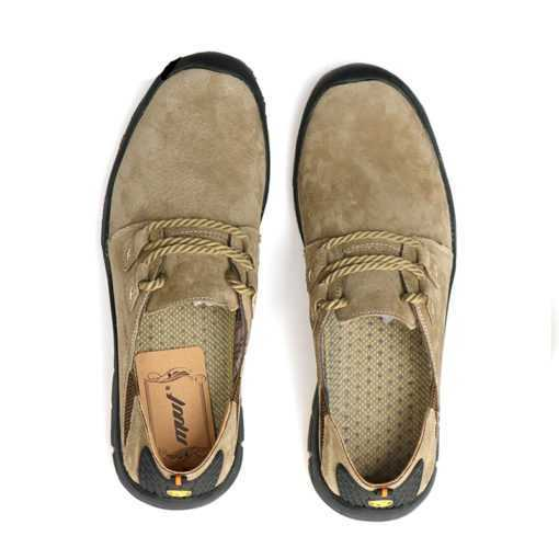 Comfort Breathable Genuine Suede Leather Shoes for Men Footwear cb5feb1b7314637725a2e7: Gray|khaki|Wine|Winter gray|Winter Khaki|Winter wine